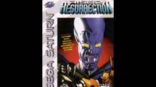 Rise 2 Resurrection - Cyborg