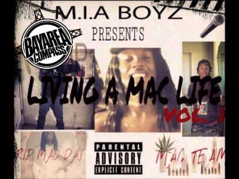 MIA Boyz X Mac Rio - Chase Paypa [BayAreaCompass]