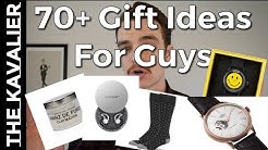 The Biggest Gift Idea List for Guys-  Kavalier Gift Guide 2018 (70+ Ideas)