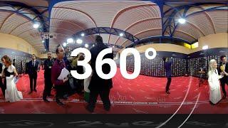 Jaime Lorente y Benedicta Sánchez se piropean ante la cámara 360º | Premios Goya 2020