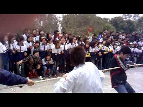 Kéo co 26/03/2011 - 12A THPT Từ Sơn.mp4