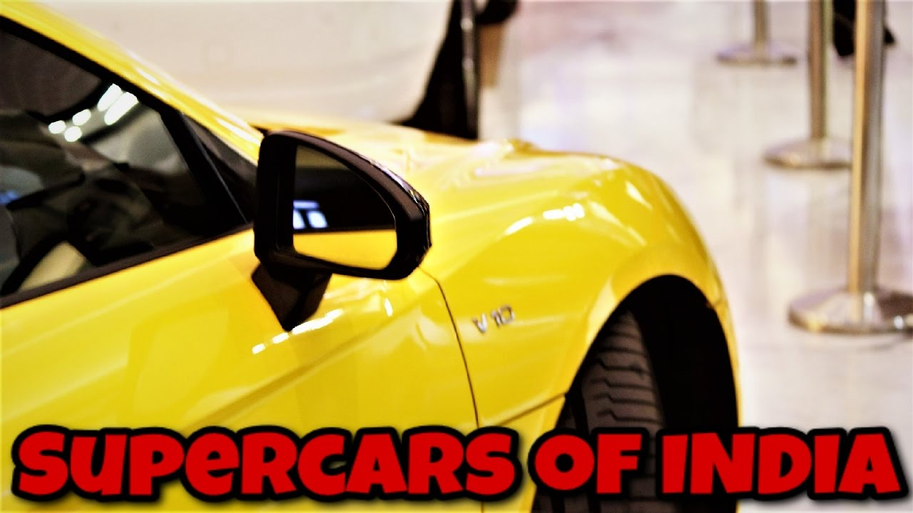 Meet The Billionaires Of India Supercar Show At Quest Mall