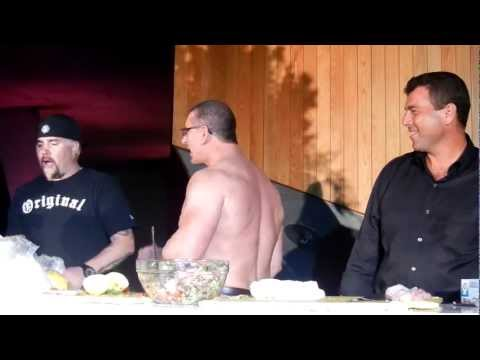 Robert Irvine at Party Impossible SoBeWFF