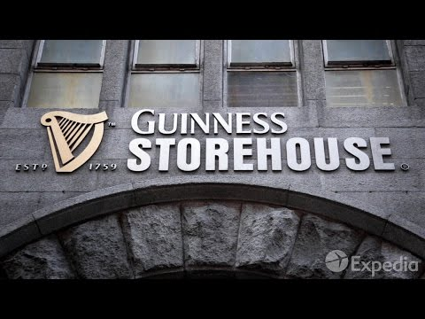 Guinness Storehouse Vacation Travel Guide | Expedia