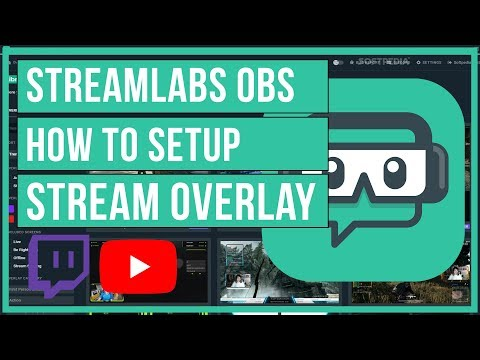 Streamlabs OBS - How To Setup Up Your STREAM OVERLAY