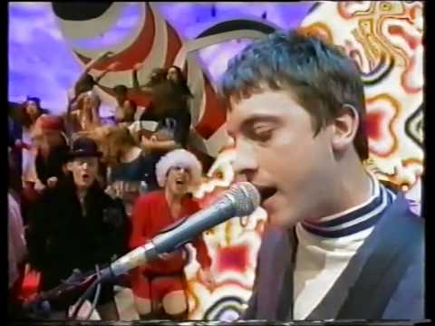 Blur - Girls and Boys ( The Word 1994 )