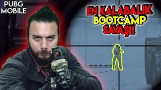 BOOTCAMP KATLİAMI! 29 Kills! Pubg Mobile