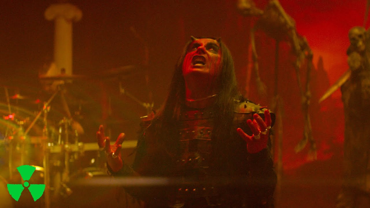 Download CRADLE OF FILTH - Crawling King Chaos (OFFICIAL MUSIC VIDEO)