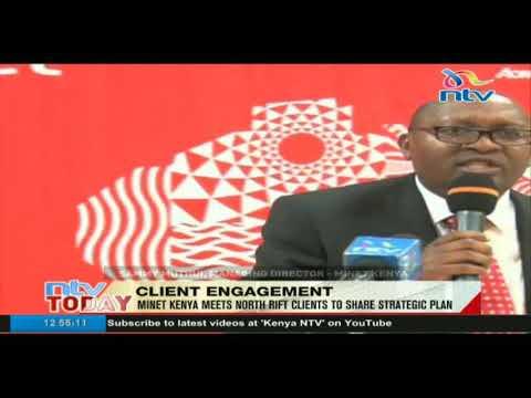 Minet Kenya meets North Rift clients to share strategic plan