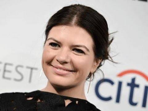 Casey Wilson Brings Her Work Home Every Night