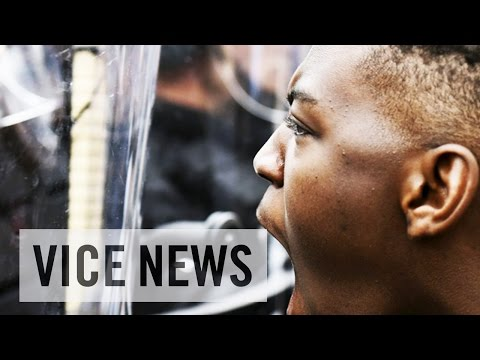 Raw Coverage From The Streets Of Baltimore
