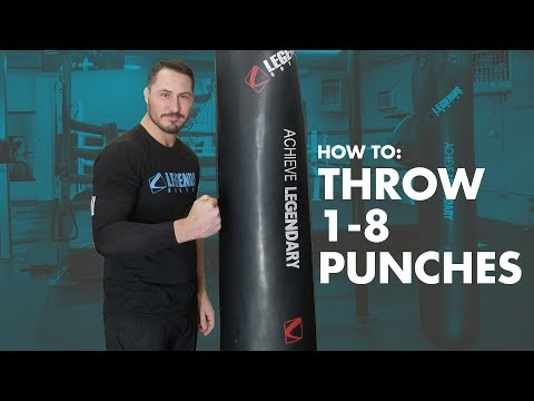 How To: Throw Punches 1-8