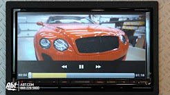 Kenwood DNN990HD eXelon Connected Wi-Fi Double DIN Navigation...