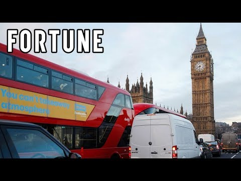 """London Introduces the """"T Charge"""" I Fortune"""