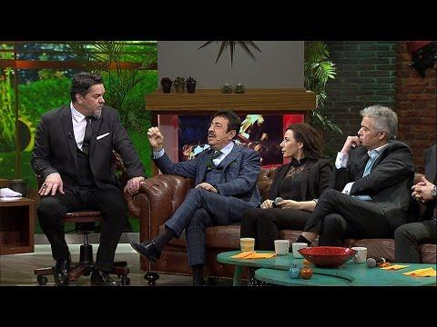 """Beyaz Show - Ahmet Selçuk İlkan, """"Aşk Kitabı"""" Adlı şiirini Yazdığı Kadını Açıkladı!"""