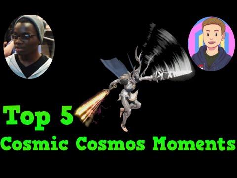 Top 5 Cosmic Cosmos ( Corrin ) - Smash Bros Wii U / 3DS