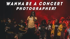 Concert Photography : HOW to get IN