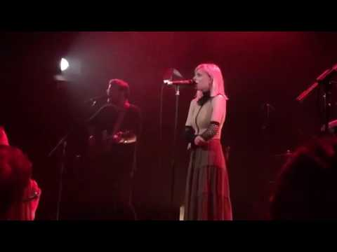 Murder Song (Acoustic)-AURORA London, 9th June 2016 @Institute of Contemporary Arts