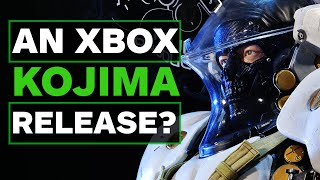 Is An Xbox Kojima Exclusive Game Coming?