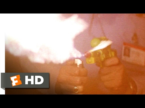 Sudden Death 1995  A Toy Flamethrower  610  Movies