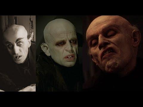 Film : Nosferatu 1922/1979 & Shadow of the Vampire 2000