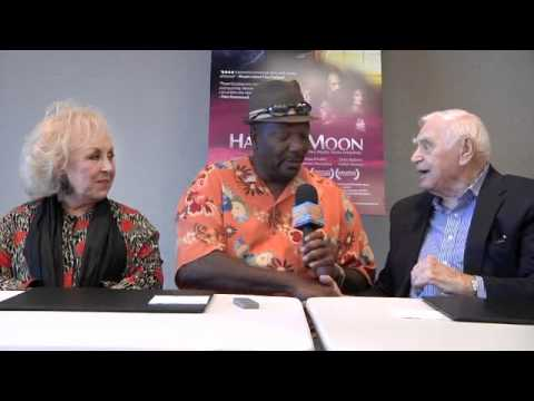 "Doris Roberts and Ernest Borgnine stars of ""Another Harvest Moon"""