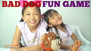 Barking DOG Family Fun Game