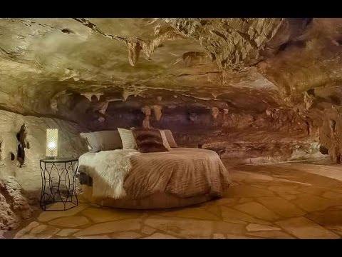 underground cave home. Underground Homes In The World  YouTube