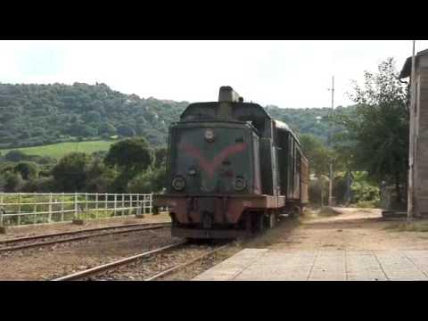 Sardinian diesel Palau to Sassari