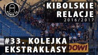 KIBOLSKIE RELACJE | 33. kolejka ekstraklasy (2016-2017) | PiknikTV