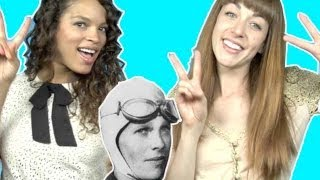 How To Style For Your Inner Amelia Earhart