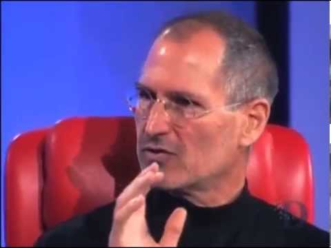 Steve Jobs in 2007, at D5 Conference (Edited, Full Video)