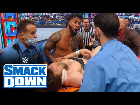 Watch unseen footage of Jey Uso's brutal attack on Daniel Bryan: SmackDown Exclusive, Oct. 30 2020