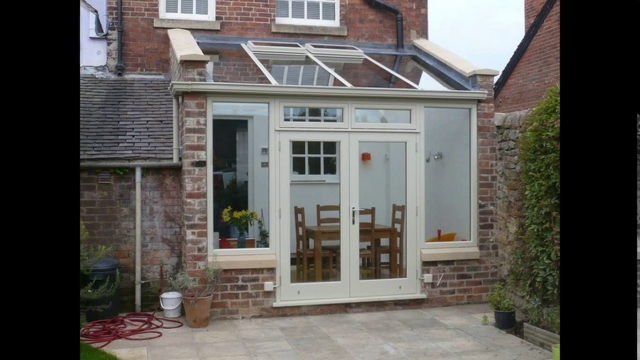 Kitchen conservatory designs - YouTube