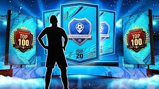 15TH IN THE WORLD SQUAD BATTLES REWARDS!! FIFA 20 Ultimate Team