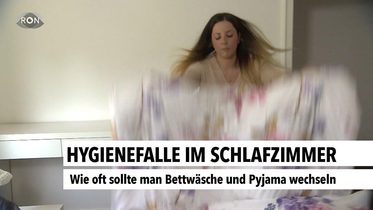 Hygienefalle im schlafzimmer ron tv youtube - Tv im schlafzimmer ...