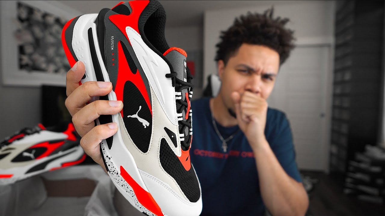 The Most Affordable Sneaker In 2020! PUMA RS-FAST