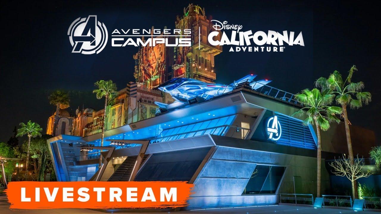 Avengers Campus at Disney California Adventure Park: Your sneak ...