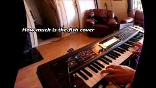 How much is the fish cover