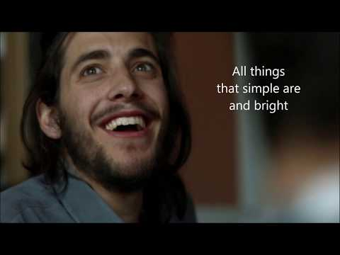 Salvador Sobral - A day of Sun (Alexander Search) - lyrics