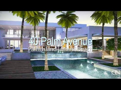 Palm Avenue Miami Beach Fl