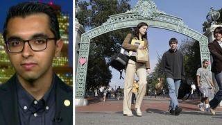Conservative Berkeley student says he faces violent threats