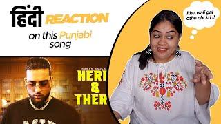 Reaction on Here & There || Karan Aujla || BTFU ||