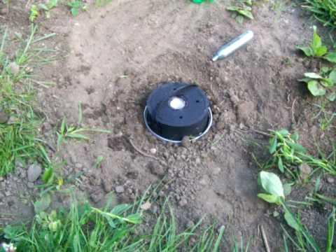 paintball landmine