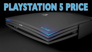 WHAT WILL THE PLAYSTATION 5 COST