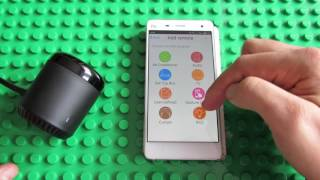 How to pair and use Broadlink RM Mini 3 Universal Remote