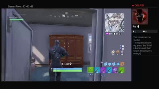 Fortnite ps4 game play #7