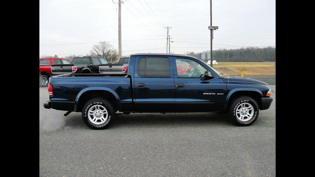 Cheap Used Truck For Sale 2002 Dodge Dakota Sport