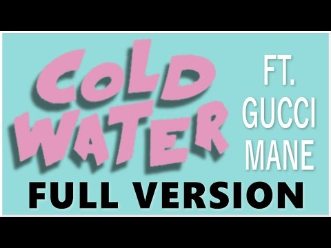 Major Lazer - Cold Water (feat. Justin Bieber, Gucci Mane & MØ) (FULL VERSION)
