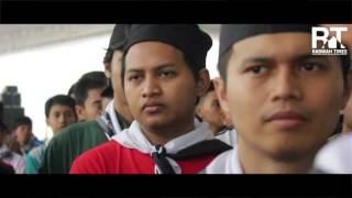 Annual gathering of Ahmadiyya Muslim Youth Association Indonesia 2016